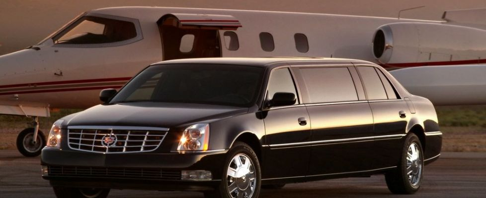 Airport Transportation — Why not a limo?