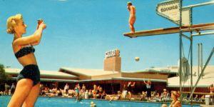 Remembering Sahara's Pool