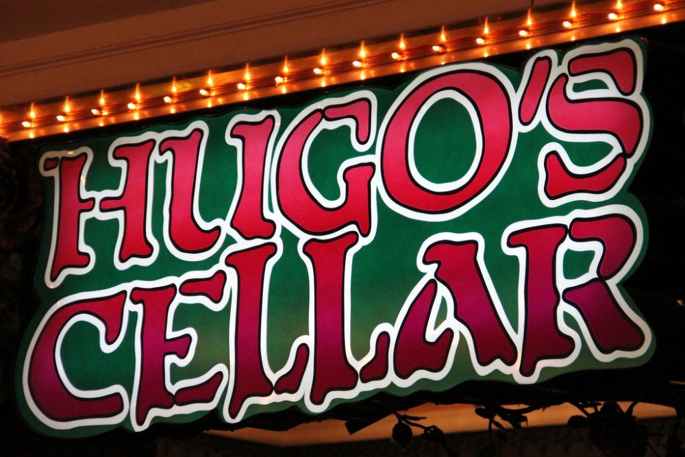 Old School Vegas Dining – Hugo's Cellar