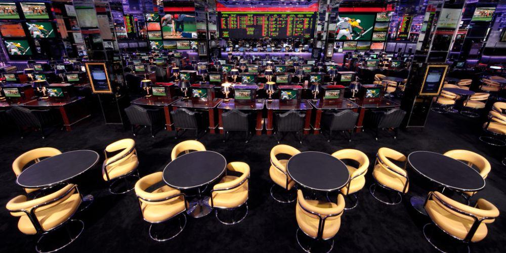 Vegas sports betting lines nfl